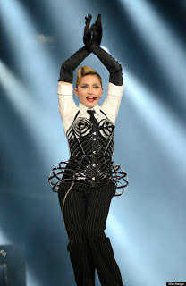 Madonna-Jean-Paul-Gaultier-Cone-Cupped-Corset-2013